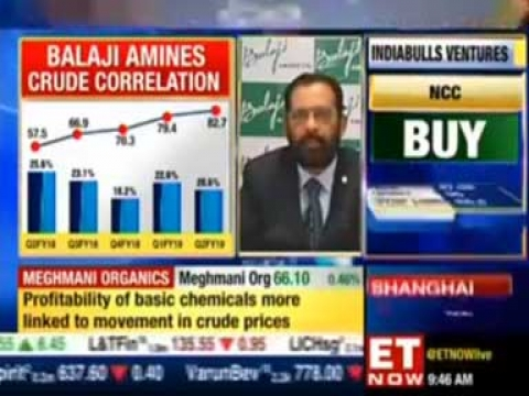 See revenue at Rs 450cr in FY12 Balaji Amines