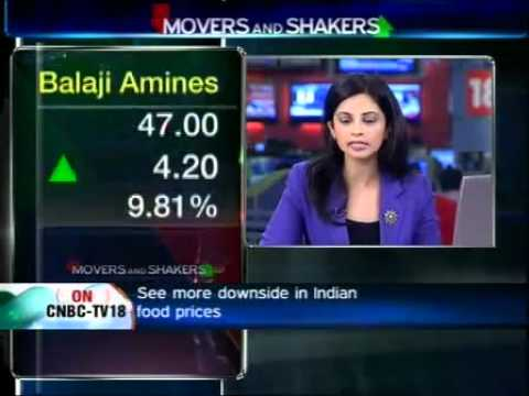 Balaji Amines eyes Rs 450 500cr revenue in FY12
